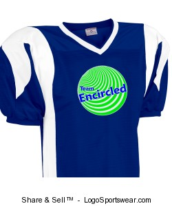 Mens Football Jersey Design Zoom