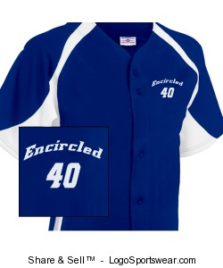 Mens Baseball Jersey Design Zoom